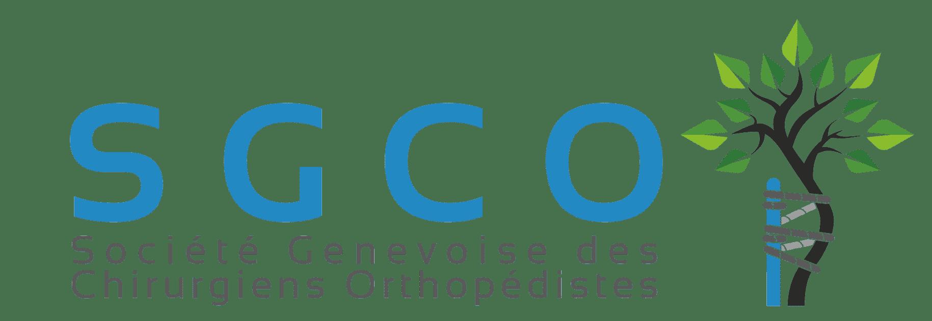 logo société genevoise des chirurgiens orthopédistes